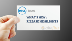 What's New : Dell Boomi November, 2015