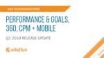 Q2 2019 Release Highlights: SuccessFactors Performance and Goals