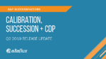 Q3 2019 Release Highlights: SuccessFactors Calibration, Succession and Career Development Planning