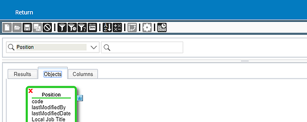 SAP SuccessFactors Advanced Reporting