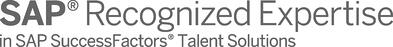SAP Recognized Expertise SuccessFactors Talent Solutions