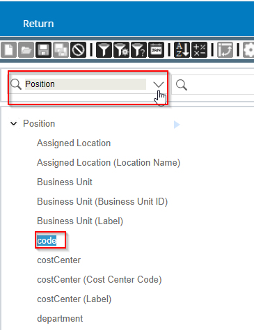 Advanced Reporting SAP SuccessFactors Employee Central