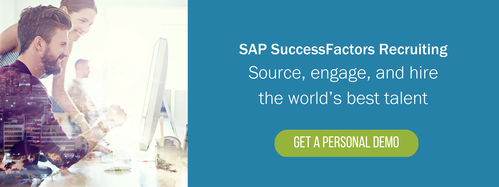 SAP SuccessFactors Recruiting Management Demo